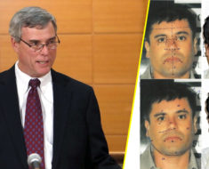 "Juez de EU sospecha que la persona que México envió NO es ""El Chapo"""