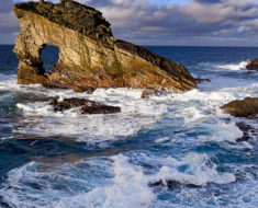 Islas Shetland Escocia Esta isla celebran el Año Nuevo hoy por una razón increíble