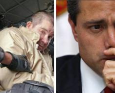 Filtran escalofriante mensaje que el Chapo le envío a EPN antes de ser extraditado…