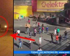 Tomaron una fotografía de EL DIABLO en las calles de México. Mira cómo…