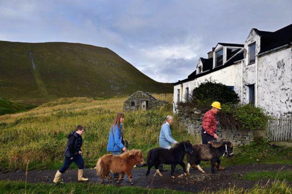 islas shetland escocia
