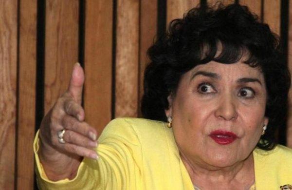 "La diputada Carmen Salinas comentó: ""El que tenga coche que lo mantenga carnal"""