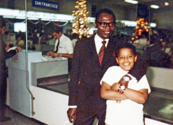 Esta es la increíble historia de los padres de Obama