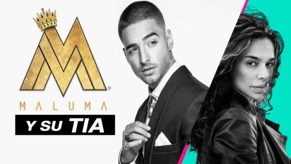 La tía de Maluma dio una fuerte declaración sobre el cantante. No creerás lo que dijo…
