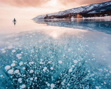 lago baikal rusia congelado misterio profundo