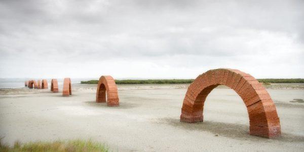 parque de esculturas gibbs farm nueva zelanda