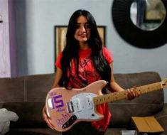 Rubí se lanza como cantante. Algunos ya dicen que será mejor que Selena
