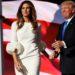 Se filtra información oscura del pasado de Melania Trump
