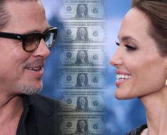 Angelina Jolie y Brad Pitt podrían haber inventado su divorcio para ganar dinero