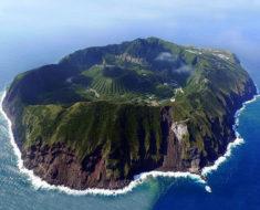 Aogashima, el asombroso pueblo japonés que vive en el cráter de un volcán