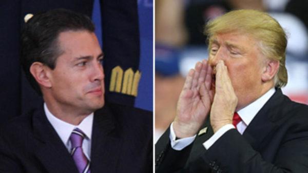 Mira el humillante apodo que Donald Trump le puso a Enrique Peña Nieto