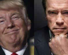 Arnold Schwarzenegger responde a Donald Trump