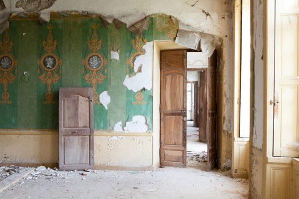chateau de gudanes francia