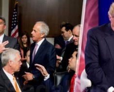 El despido de Donald Trump está cada vez más cerca.