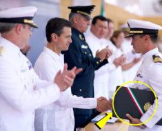 Peña Nieto y el ejército comienzan a prepararse
