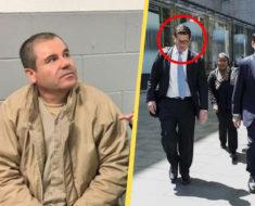 No creerás quién es el famoso abogado de 'El Chapo'. Lo has visto en varias películas.