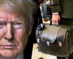 Este es el motivo por el que Donald Trump jamás se separa de su maletín