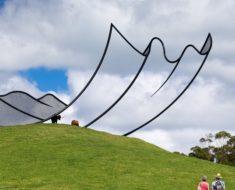 Gibbs Farm, un maravilloso parque de esculturas gigantes