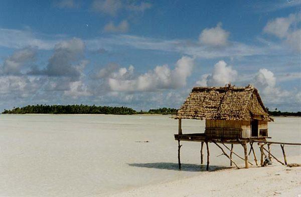 Kiribati, la auténtica tierra del sol naciente
