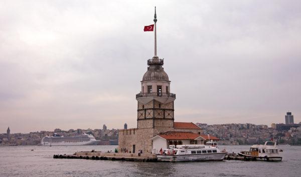 kiz kulesi la torre de la doncella estambul bosforo