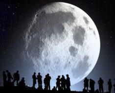 La Luna de la Nieve y el Cometa Azul harán que jamás olvideseste viernes