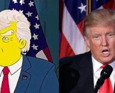 Los Simpson acaban de predecir el despido de Donald Trump, ¡entérate de cuando sucederá!