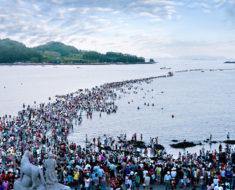 El milagro coreano que demuestra que Moisés separó las aguas