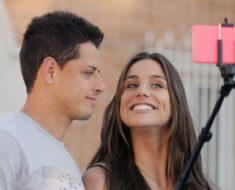 Mira la escalofriante razón por qué el Chicharito dejó a su novia