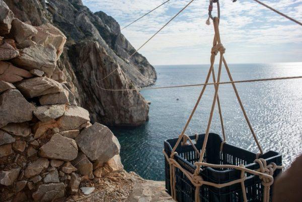 Este es el Monte Athos, hogar de legendarias ermitas