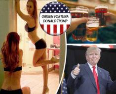 El origen de la fortuna de Trump: un prostíbulo ilegal