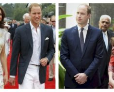 ¿Sabes por qué los príncipes Kate y William jamás se dan la mano en público?