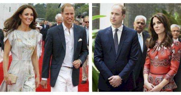 ¿Sabes por qué los príncipes Kate y William jamás se dan la mano en público?