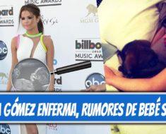 Selena Gomez podríaestar embarazada