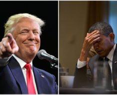 Trump ha logrado en un mes algo en lo que Obama tardó años