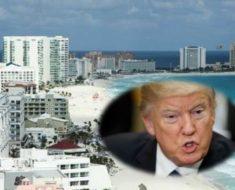 Trump quiere apropiarse de 26 terrenos en la Riviera Maya
