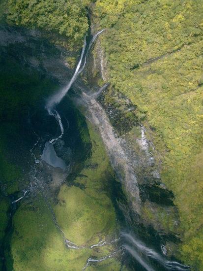 Trou de Fer, el hermoso cañón lleno de cascadas de la Isla Reunión