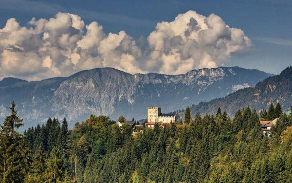 La fascinante historia del Castillo de Itter durante la Segunda Guerra Mundial
