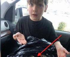 """Este niño """"encontró"""" $200 mil pesos en su casa y los repartió entre los niños pobres de su escuela"""