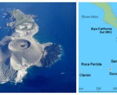 Estadounidenses reclaman la propiedad de Islas Revillagigedo, México