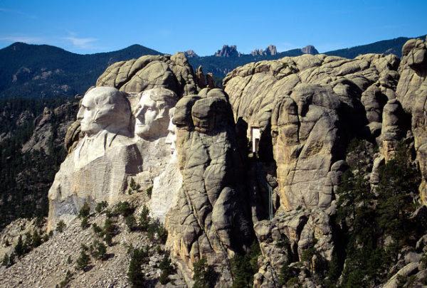 La enigmática habitación secreta del Monte Rushmore