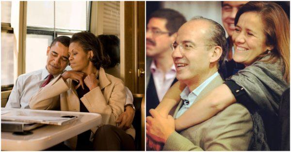 Margarita Zavala demuestra que ella y Calderón son muy parecidos a los Obama