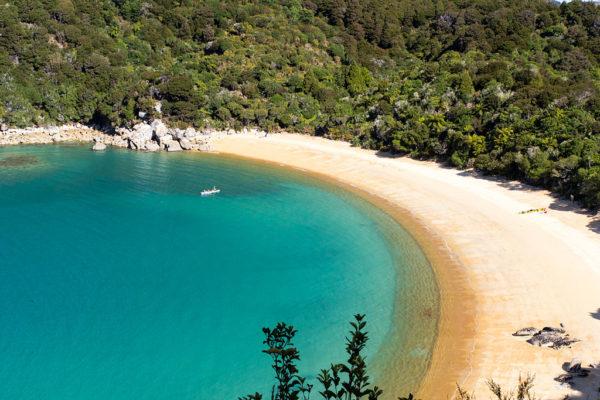 Parque Nacional Abel Tasman Nueva Zelanda