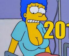5 predicciones que Los Simpson han hecho para este 2017