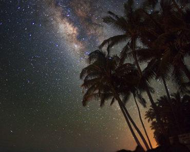 Punalu'u, una de las playas más singulares del planeta