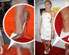 ¿Sabías que las famosas usan zapatos un número más grande? Cuando sepas por qué vas a querer hacerlo