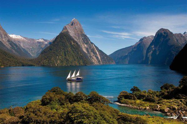 Quieres viajar gratis a Nueva Zelanda