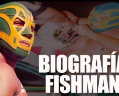 """Biografía de """"Fishman, el Veneno Verde"""", una leyenda de la lucha libre"""