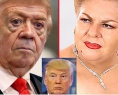 Teoría señala que Chabelo y Paquita la del Barrio son los verdaderos padres de Donald Trump