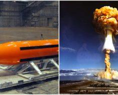 """Estados Unidos lanza en Afganistán """"la madre de todas las bombas"""""""