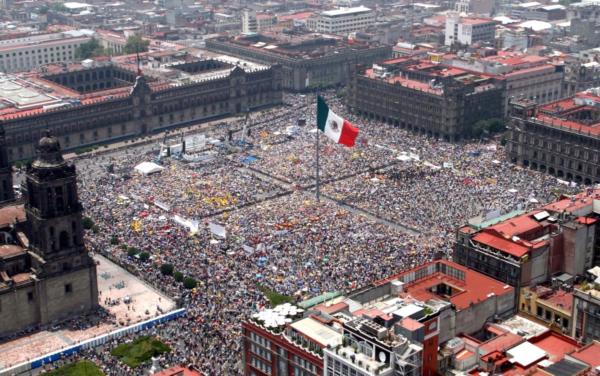 Gran Festival Infantil en el Zócalo de Ciudad de México: rapel, alebrijes y más…